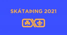 Skátaþing 2021